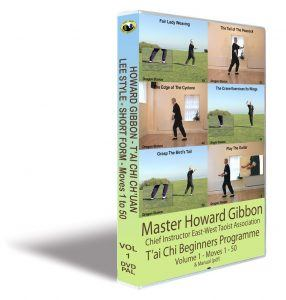 Tai Chi Beginners Prohramme